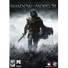 MIDDLE EARTH SHADOW OF MORDOR PC STEAM CD KEY