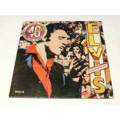 ELVİS PRESLEY - Elvis's 40 Greatest , 2 LP 1978