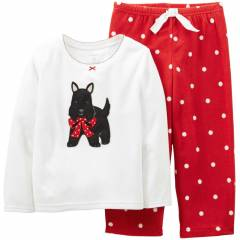CARTERS BEBEK 2'Lİ POLAR SET - 12 ve 24 AY