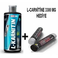 HARDLINE L-Karnitin 1000 Mg 1000 ML+L-CARNİTİNE