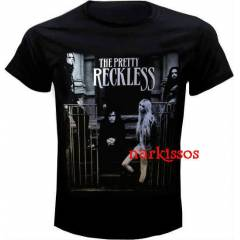 The Pretty Reckless Metal Rock Tişort