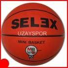 Selex Kau�uk 5 No Basketbol Topu Sahas� Gym Q3O