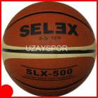 Selex SLX500 Kau�uk 5 No Basketbol Topu Gym MOS