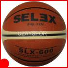 Selex SLX600 Kau�uk 6 No Basketbol Topu Gym YE4