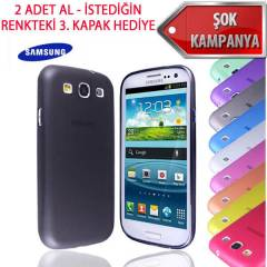 SAMSUNG GALAXY WİN İ8552 KILIF 0.2mm SLİM 7 RENK