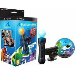 PS3 Move Starter Pack PS3 Camera + Move Controll