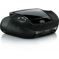 Philips AZ1837/12 Portatif FM+MP3+USB+CD Çalar