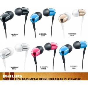 Philips SHE3900 Rich Bass Kulak i�i Kulakl�k