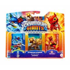 SKYLANDERS GIANTS MACERA PAKETİ SCORPION STRIKER