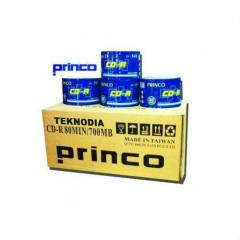 PRINCO CD-R 50'LİK BOX 700 MB BOŞ CD 600 ADET