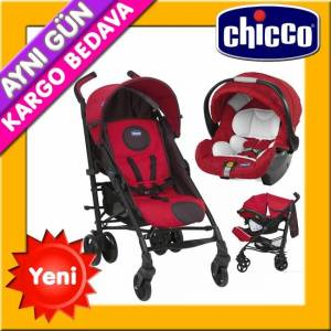 Chicco Lite Way Plus Travel Set Puseti Fire