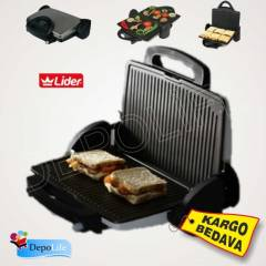 LİDER QUİNTO TOST MAKİNASI