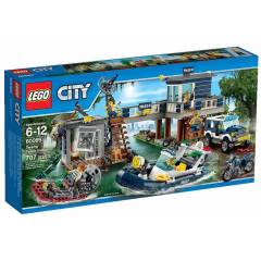 Lego City (2015) Swamp Police Station 60069