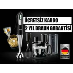Braun Multiquick 7 MQ 775 Patisserie Blender Set