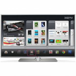 LG 60LB650V 3D SMART LED TV