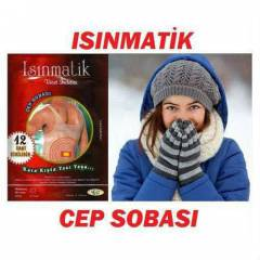 ISINMAT�K CEP SOBASI V�CUT ISITICISI