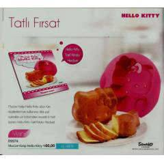 TUPPERWARE HELLO KİTTY KEK KALIBI.27.99TL.