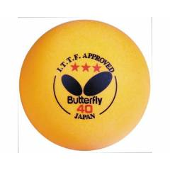 Butterfly ORIGINAL 3 STARS BALL TURUNCU BUTTERFL