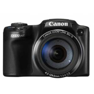 Canon PowerShot SX510 HS 12.1MP - 30X OPT�K ZOOM