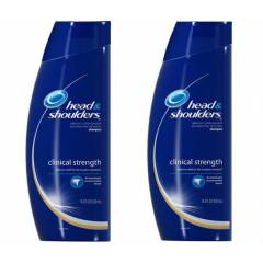 Head & Shoulders Clinical Strength 420+420 ML
