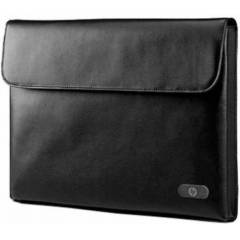 HP H4F07AA 14 Leather Ultra Portable Sleeve
