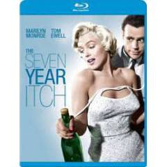 The Seven Year Itch - Marilyn Monroe - Bluray