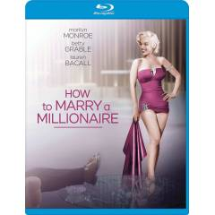 How to Marry a  Millionaire - Bluray