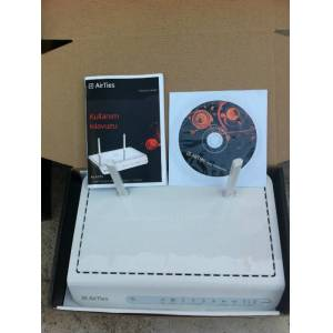 A�RT�ES 6271 SO    4PORT KABLOSUZ 2 VO�P MODEM