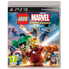 PS3 LEGO Marvel Super Heroes PS3 DLC HEDİYELİ