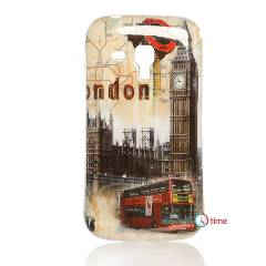 Samsung i9190 Galaxy S4 Mini Kılıf - London Bus