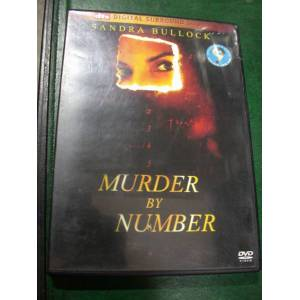 Murder by number Sandra bullock Dvd Film