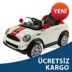 SUNNY BABY M�N� COOPER S COUPE AK�L� ARABA BEYAZ