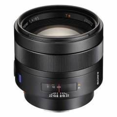 Sony Carl Zeiss 85mm F1.4 ZA Planar T* Lens