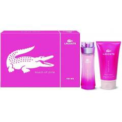 Lacoste Touch Of Pink Edt Bayan Parfüm 90ml Set