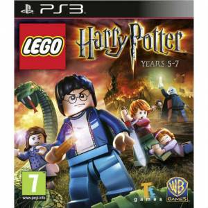 LEGO Harry Potter Years 5-7 PS3-OYUN D�NYASI