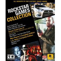 ROCKSTAR GAMES COMPLETE COLLECTION PC STEAM KEY