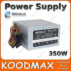 WOZLO 350W Watt Power Supply PSU Güç Kaynağı