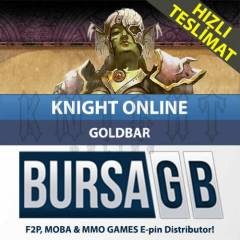 Knight Online GB Attila 100m ATILLA GOLD BAR