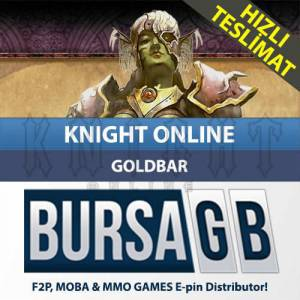 Knight Online GB Resurrection 100m RESR GOLD BAR
