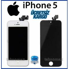 İPHONE 5 ORJİNAL EKRAN + DOKUNMATİK +2 FİLM