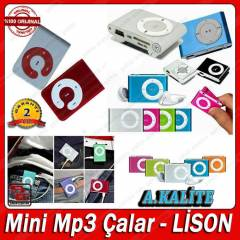 Mini Mp3 Çalar - POWERWAY  A KALİTE