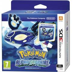 Pokemon Alpha Sapphire Limited Edition 3DS PAL