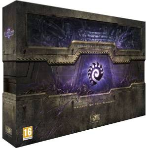 STARCRAFT 2 HEART OF SWARM COLLECTORS EDiTiON PC