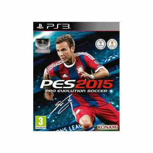 PES 2015 T�RK�E MEN� PS3 OYUN STOKTA WORLDBAZAAR
