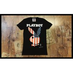 BLACK PLAYBOY SİLVER HAWK MAN TSHİRT 2015 SS