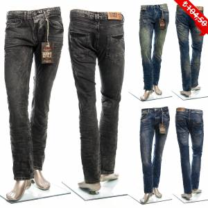 Omerg Slim Fit Erkek Kot Denim Jean Pantolon 362