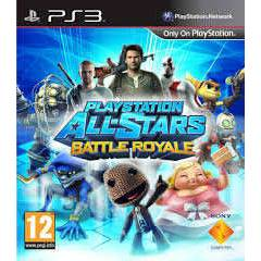 Ps3 Oyun Playstation All-Stars Battle Royale