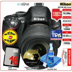 Nikon D5100 18-55mm DX Lens Kit