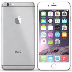 Apple İphone 6 Plus Silver 8mp Bluetooth 4G Wi-F