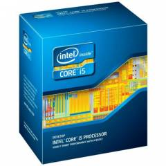Intel Core i5 3570 3.4 GHz 6MB 1155p HD 2500 VGA